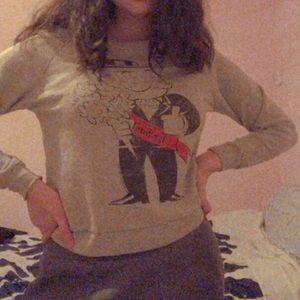 Monopoly man sweater